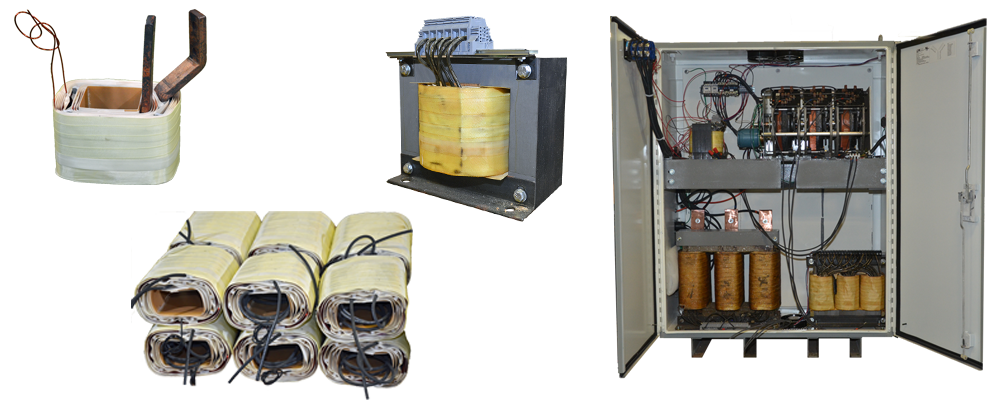 macine control transformers-high coil transformers-transformer assembly cabinet